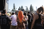 Crowd at the Air + Style Festival at Exposition Park. Photo by Rayana Chumthong