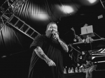 Action Bronson at the Air + Style Festival at Exposition Park. Photo by Rayana Chumthong