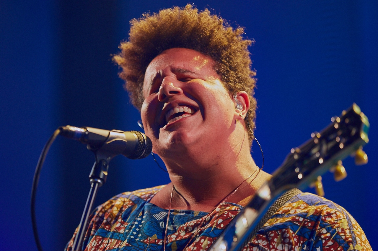 photos alabama shakes and dawes at the greek theatre