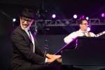 Jeff Goldblum and the Mildred Snitzer Orchestra at Arroyo Seco Weekend, June 24, 2017. Photo by Samantha Saturday