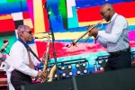Preservation Hall Jazz Band at Arroyo Seco Weekend, June 24, 2017. Photo by Samantha Saturday