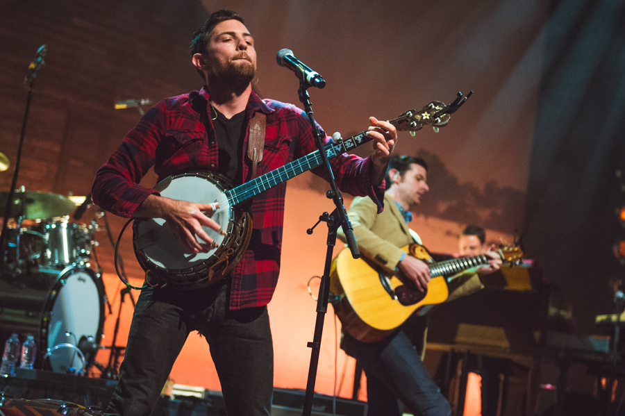 Photos The Avett Brothers At The Greek Theatre