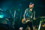 Band of Horses at the Fox Theater in Pomona, Dec. 9, 2016. Photo by Samantha Saturday