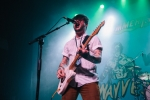 Wavves at the Fonda Theatre, March 3, 2016. Photo by Maximilian Ho
