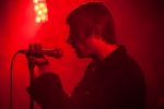 Cold Cave at Cloak & Dagger, Oct. 21, 2017. Photo by Andie Mills