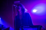 Moon Duo at Cloak & Dagger, Oct. 21, 2017. Photo by Andie Mills
