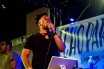 Open Mike Eagle at Echo Park Rising, Aug. 14, 2015. Photo by Monique Hernandez