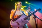 Frankie Cosmos at the Echoplex, Sept. 3, 2017. Photo by Jessica Hanley