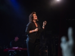 Jessie Ware at Friends Keep Secrets Label Showcast at the El Rey Theatre, Feb. 18, 2016. Photo by Rayana Chumthong