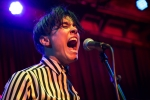 Kera & the Lesbians at GIRLSCHOOL at the Bootleg Theater, Jan. 31, 2016. Photo by Joel Michalak