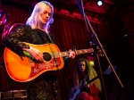 Phoebe Bridgers at GIRLSCHOOL at the Bootleg Theater, Jan. 31, 2016. Photo by Joel Michalak