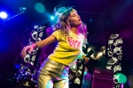 Lauren Ruth Ward at GIRLSCHOOL at the Bootleg Theater, Feb. 4, 2018. Photo by Samantha Saturday