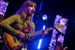 Amber Coffman at GIRLSCHOOL at the Bootleg Theater, Feb. 3, 2018. Photo by Samantha Saturday
