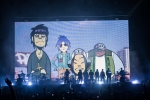Gorillaz at the Forum, Oct. 5, 2017. Photos by Samuel C. Ware