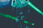 Alice Glass at The Growlers Six festival at the LA Waterfront, Oct. 29, 2017. Photo by Josh Beavers