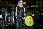 Garbage at Irvine Meadows Amphitheatre, Sept. 23, 2016. Photo by Carl Pocket
