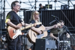 Violent Femmes at Irvine Meadows Amphitheatre, Sept. 23, 2016. Photo by Carl Pocket