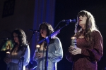 Jenny Lewis & the Watson Twins at the Cathedral Sanctuary at Immanuel Presbyterian, Jan. 29, 2016. Photo by Chad Elder