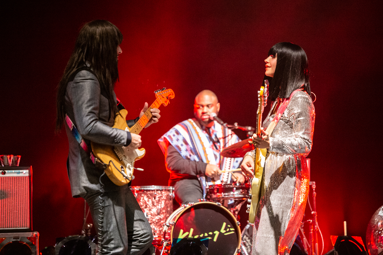 Photos Khruangbin At The Wiltern Buzzbands La