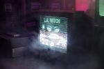 L.A. Witch at Levitt Pavilion MacArthur Park, Aug. 31, 2017. Photo by Samuel C. Ware