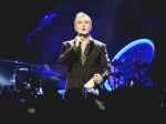 Morrissey at the Galen Center, Dec. 31, 2015. Photo by Michelle Shiers