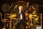 Billy Idol at the Hollywood Bowl, Nov. 10, 2017. Photo by Andie Mills