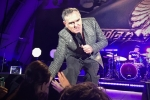 Morrissey at the Hollywood Bowl, Nov. 10, 2017. Photo by Kevin Bronson