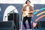 Jay Som at Music Tastes Good, Oct. 1, 2017. Photo by Samantha Saturday