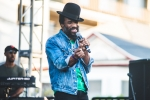 Cody Chesnutt at Music Tastes Good in downtown Long Beach. Photo by Samantha Saturday