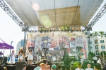 Eagle Rock Gospel Singers at Music Tastes Good in downtown Long Beach. Photo by Samantha Saturday