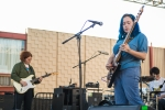 Girlpool at Music Tastes Good in downtown Long Beach. Photo by Samantha Saturday