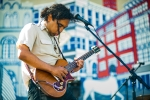 Golden Drugs at Music Tastes Good in downtown Long Beach. Photo by Samantha Saturday