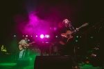 Iron & Wine at Music Tastes Good in downtown Long Beach. Photo by Samantha Saturday