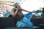LE1F at Music Tastes Good in downtown Long Beach. Photo by Samantha Saturday