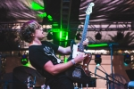 METZ at Music Tastes Good in downtown Long Beach. Photo by Samantha Saturday