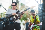 Sister Crowley at Music Tastes Good in downtown Long Beach. Photo by Samantha Saturday