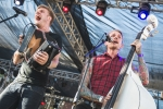 Skinny Lister at Music Tastes Good in downtown Long Beach. Photo by Samantha Saturday