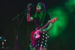 Warpaint at Music Tastes Good in downtown Long Beach. Photo by Samantha Saturday