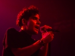 Neon Indian at the Fonda Theatre, Feb. 24, 2016. Photo by Monique Hernandez