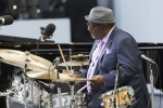 Carl Allen at Playboy Jazz Festival, June 11, 2017 (Photo by Craig T. Mathew and Greg Grudt/Mathew Imaging)