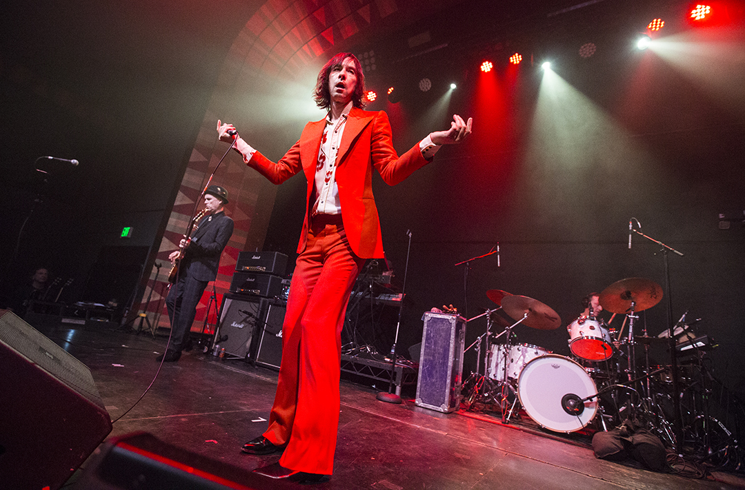 Primal Scream hits the high points at the Regent Theater ...