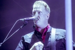 Queens of the Stone Age at the Forum, Feb. 17, 2018. Photo by Jazz Shademan