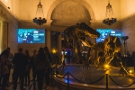 First Fridays at the Natural History Museum, April 7, 2017. Photo by Samantha Saturday