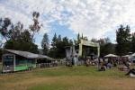 Scene at Sunstock Solar Festival, June 18, 2016. Photo by Jordan Kleinman