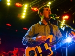 Surfer Blood at the Teragram Ballroom, June 8, 2016. Photo by Monique Hernandez