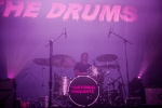 The Drums at the Fonda Theatre, Nov. 2, 2017. Photo by Jessica Hanley