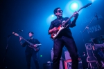 Thee Commons at the Fonda Theatre, Feb. 14, 2018. Photo by Samuel C. Ware