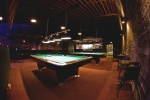 Billiards area at the Hi Hat. Photo by Michelle Shiers