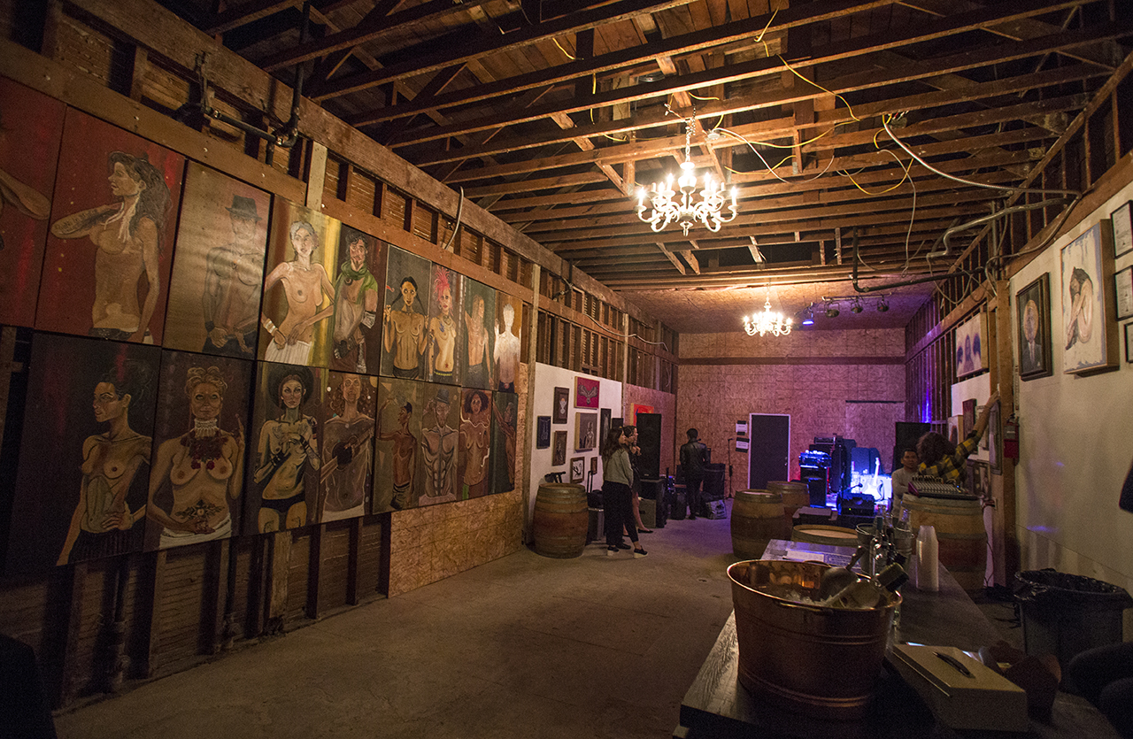 The Lost Room: the newest kid (venue) on the Echo Park block ...