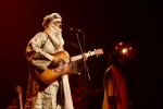 Tinariwen at the Fonda Theatre March 31, 2017. Photo by David Benjamin